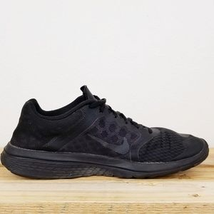 Nike Men's Black FS Lite Run 3 Size 10.5
